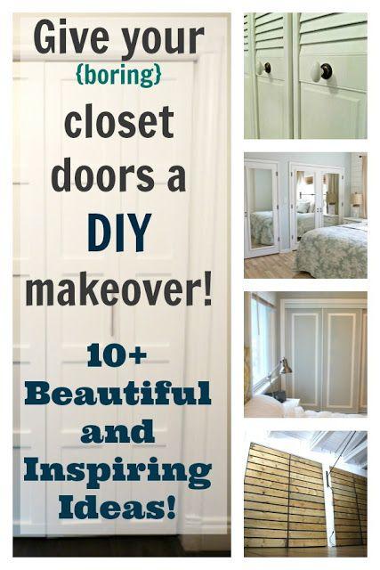 Diy Mirrored Closet Door Makeover – PPI Blog