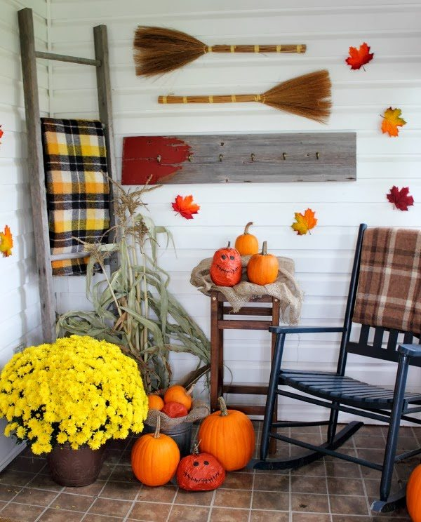 Simple Outdoor Fall Decorating Ideas Flisol Home