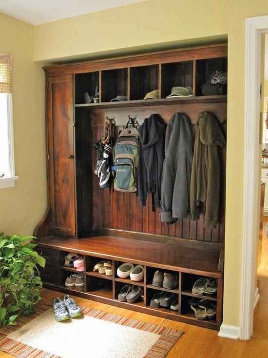 10+ inspiring and inventive mudroom ideas | the creek line house Mudroom Ideas