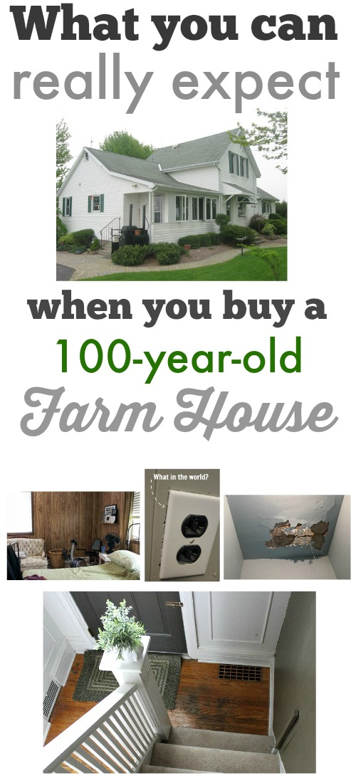 What Can You Really Expect To Inherit When An Old Farm House I